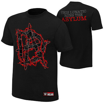 Dean Ambrose This Lunatic Runs The Asylam T Shirt