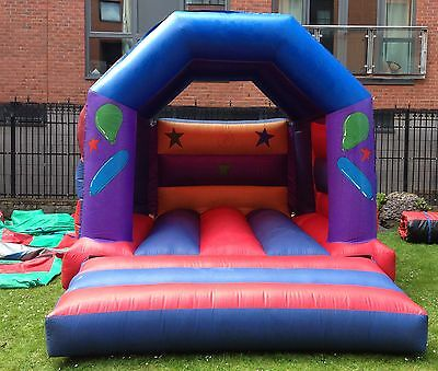 Commercial Grade Bouncy Castle - 10x13ft - no Blower Included - Dont Send Offers