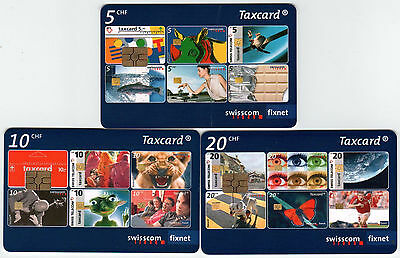 25 Jahre Taxcard (komplette Serie)