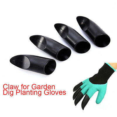 ABS Safety Work Gloves Builders Grip Gardening Dig Planting Gloves Mittens