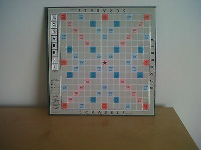 Vintage Scrabble Board by Spears in VGC