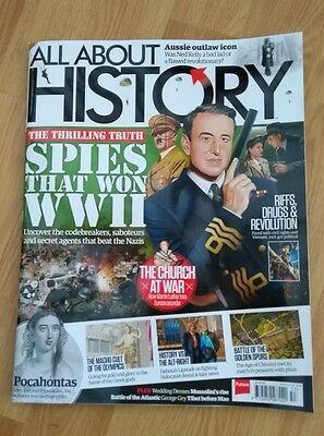 All About History magazine issue 53 (June 2017)