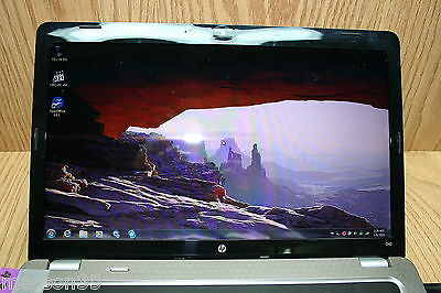 HP G62-355DX Laptop/ 6 GB / 2.20 GHz AMD Core / 500 GB /Win 7/ Battery/Charger