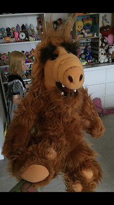 1986 Plush Alf doll