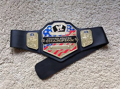 WWE Wrestling Belt United States Champion 2010 Mattel