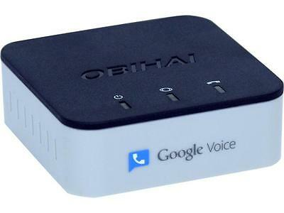Brand new: Obihai OBi200 VoIP Telephone Adapter with Google Voice & SIP