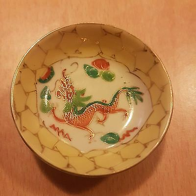 Vintage Chinese Tea Bowl (3)