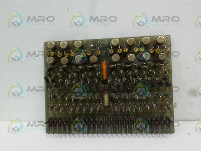 General Electric Ic3600Lrdc1A Relay Driver Board *used*
