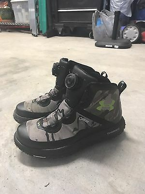 Under Armour Fat Tire GORE-TEX Boots In Ridge Reaper Barren- MENS SIZE 9