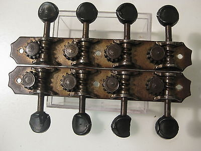 Vintage Antique Gibson Mandolin Kluson Tuners Set for Your  Project / Repair #2