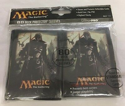 MTG Sorin Lord of Innistrad Standard Size 80 Deck Protector Sleeves