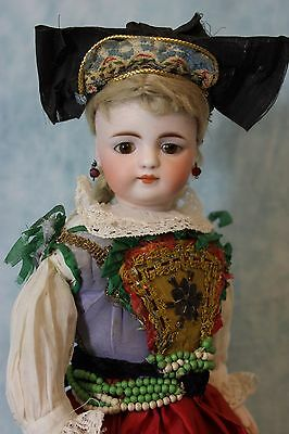 German bisque doll