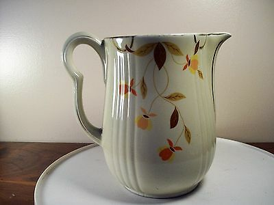 Hall's Autumn Leaf Coffee Pot With No Lid