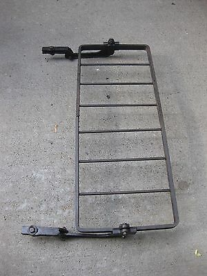 Antique Indahl 1926 Patent Automobile Luggage Carrier by Bernard Indahl