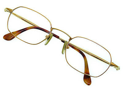 Authentic GUCCI Gold color frame eyeglasses eyewear 0279