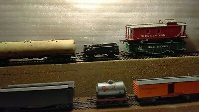 ho model train carriages