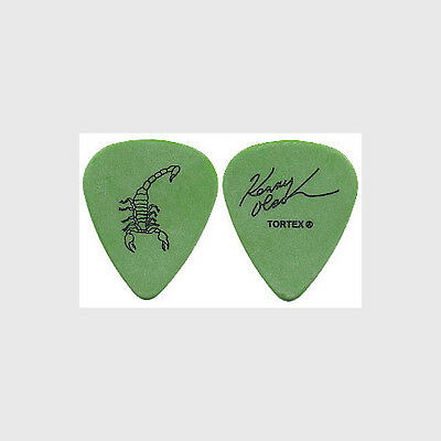 Kid Rock Kenny Olson authentic 2002 Cocky tour concert signature Guitar Pick