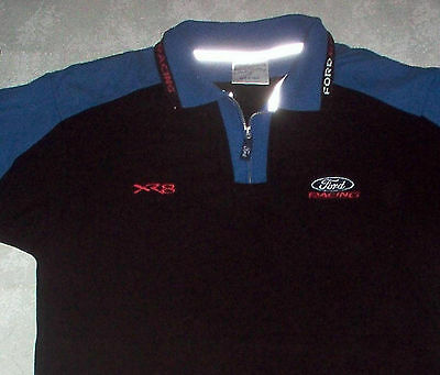 Ford Racing Ford Xr8 Polo Shirt