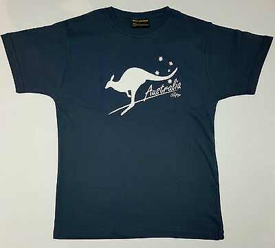 Unisex Souvenir T-shirt 100% cotton Australia Kangaroo (Promotion Now!!!)