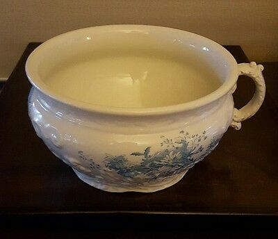 Classic Old Victorian Chamber Pot – Grindley And Co England