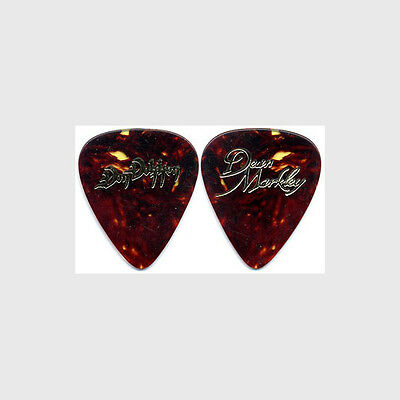 Dokken Don Dokken authentic 1990 Up from the Ashes tour vintage band Guitar Pick