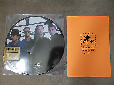U2 - Red Hill Mining Town 2017 Mix - With Booklet/fanzine/book - Rsd 2017 - Us