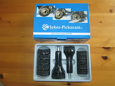 Sykes Pickavant Genuine New Wheel Stud Cleaning Kit Part Number 66194000