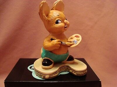 Pendelfin Rabbit - Pete, Studio Gift boxed and in Excellant condition