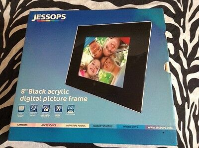 Jessops 8 inch Digital Photo Frame