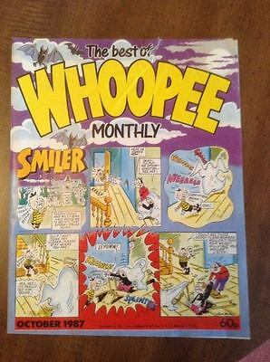 Whoopee monthly comic