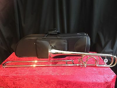 Special Offer JP Rath 3320 Large Bore Bb /F Tenor Trombone With Pro Case RRP£969
