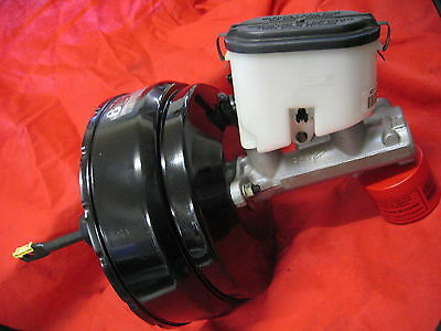 Ford Falcon Ba / Bf Reconditioned & Modified Pbr Booster & Master Cyl