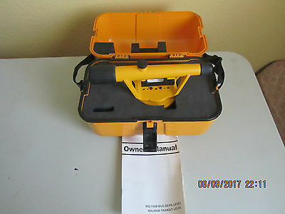 Northwest NSL100B Builders Survey Level In Box Very Clean And clear