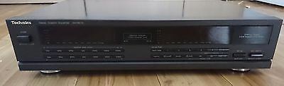 Technics SH-GE70 14-Band Digital Graphic Equalizer Spectrum Analyser