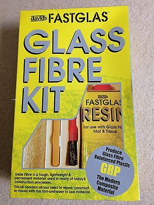 David's Fastglass - Glass Fibre Kit