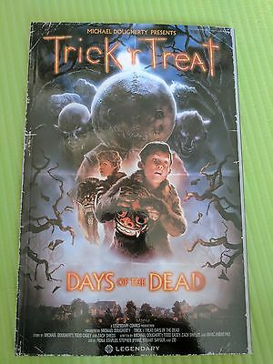 Trick 'r Treat: Days of the Dead graphic novel