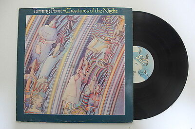 Turning Point / Creatures Of The Night / 1977 Gull Records UK 1st press LP / EX+