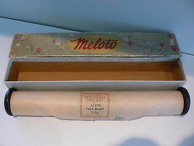 Vintage Boxed Full Scale MELOTO Piano DANCE ROLL - 31378 YALE BLUES