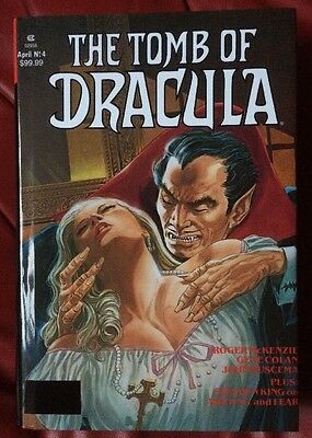 TOMB OF DRACULA OMNIBUS Volume 3 Variant DM Cover AS NEW