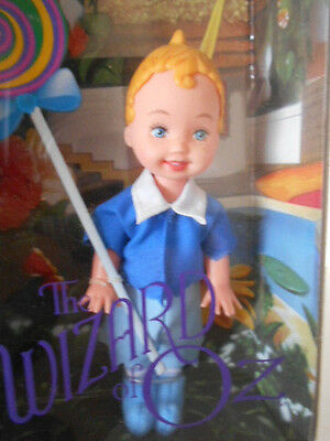 Kelly Friend Tommy As Lollipop Munchkin 1999 Wizard Of Oz Collection-Nrfb