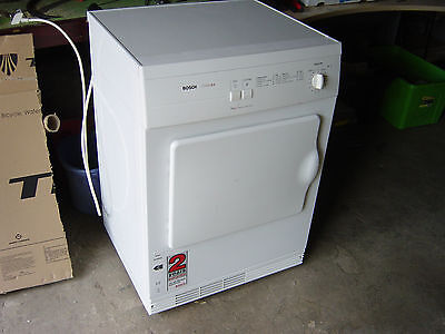 Bosch Classixx Vented Tumble Dryer 6kg Load - Can Deliver Locally