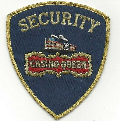 Casino Queen -  Obsolete Security Patch