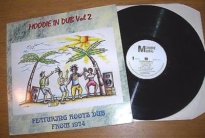 Moodie - Moodie In Dub Vol 2 - Featuring Roots Dub From 1974 Lp