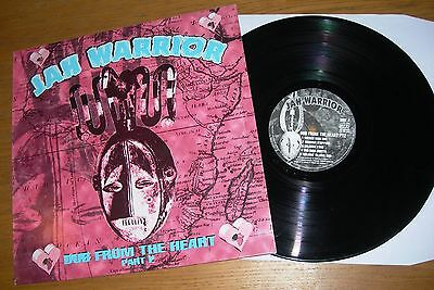 Jah Warrior – Dub From The Heart Part 2 Lp