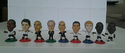 England international Corinthian Micro stars football figures