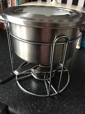 Stainless Steel 11 Piece Fondue Set - New Unused Condition