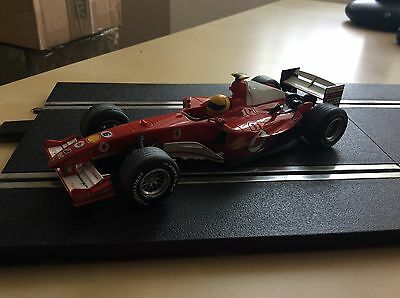 Scalextric  Digital  Ferrari    F1 Car ( Shell Livery )
