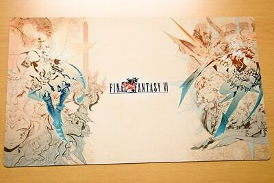 F1842 Free Mat Bag Final Fantasy Trading Card Games Playmat TCG Mat Keyboard Pad