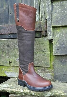 Brand New Mark Todd Country Boots size 4