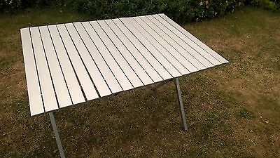 Outwell Halifax Large Family Aluminium Camping Table